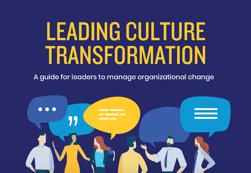 Leading Culture Transformation