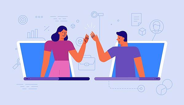 HR Course: Work Connections