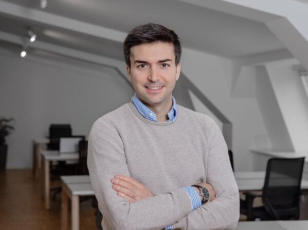 David Padilla, Kenjo CEO