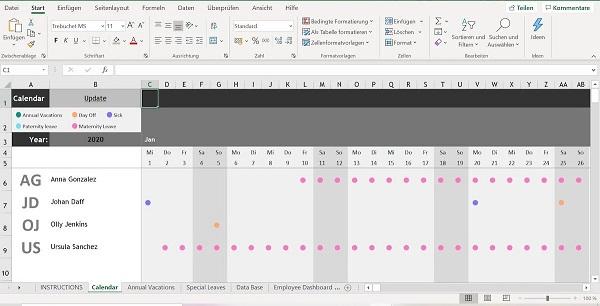 Excel-Vorlage-für-Urlaubs-und-Abwesenheitskontrolle