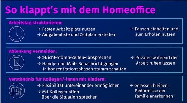 Homeoffice_Tipps (C) Bundesregierung