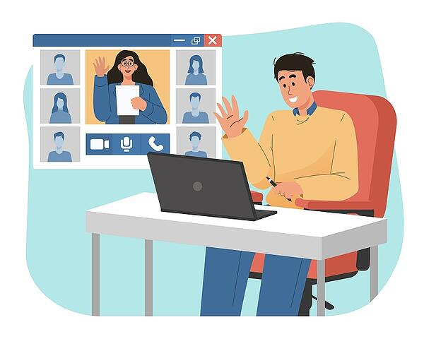 Online Meetings Email Course