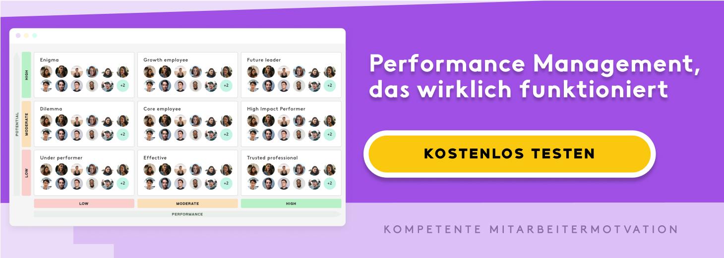 Performance-Management