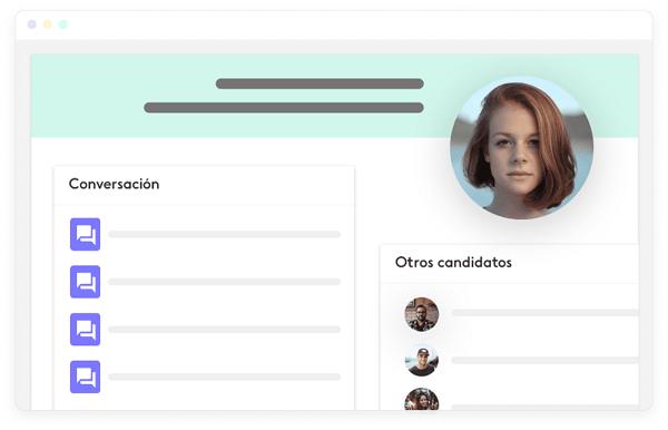 seguimiento de candidatos con un software ats